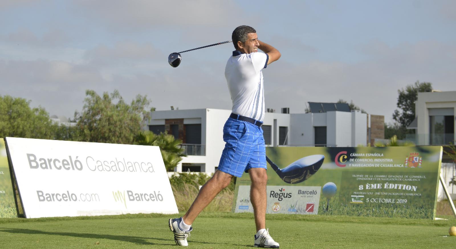 8ème édition du tournoi de golf