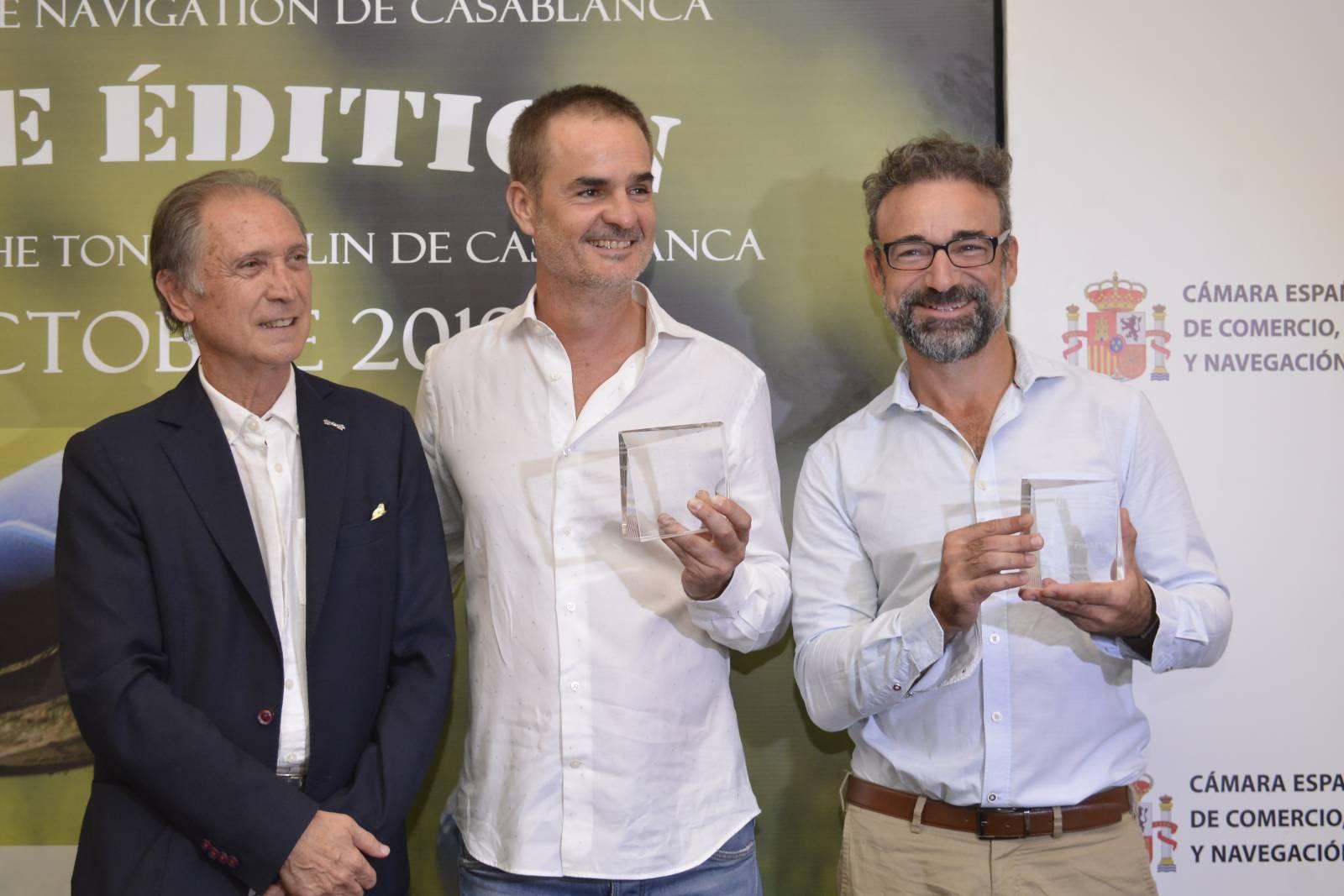 Soirée de remise des prix de la 8ème édition du Tournoi de Golf